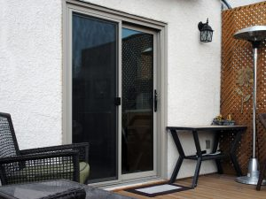 Fiberglass Patio Door