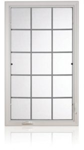 fiberglass casement window