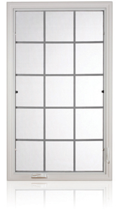 fiberglass casement window