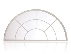 fiberglass custom shape window