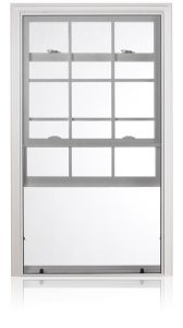 Fiberglass Double Hung Window