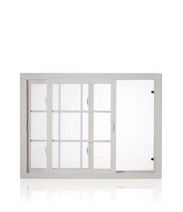 fiberglass horizontal slider window